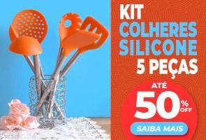 Kit Jogo De Colheres