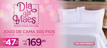 Jogo De Cama 300 Fios