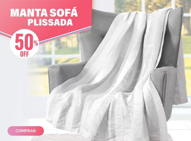Manta Plissada