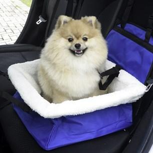 Assento Cadeirinha Pet Sherpa 35Cm X 35Cm X 40Cm Seguro Dobrável Fácil De Guardar E Transportar Sort