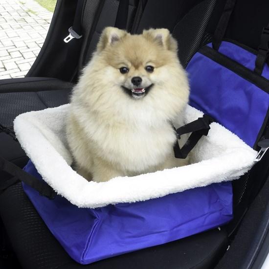 Assento Cadeirinha Pet Sherpa 35Cm X 35Cm X 40Cm Seguro Dobrável Fácil De Guardar E Transportar Sortido - Meu Pet