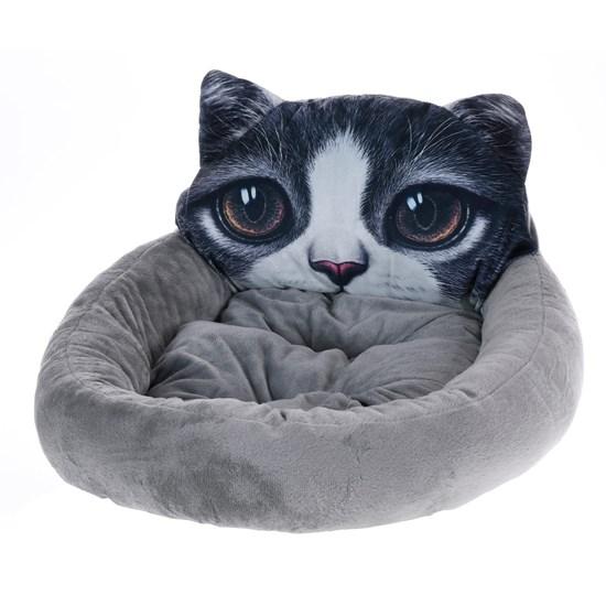 Cama Pet Para Cachorros E Gatos 50Cm X 40Cm   Gato - Meu Pet