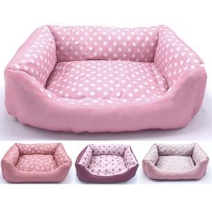 Caminha Pet   Super Macio  Rosa Pink - Meu Pet