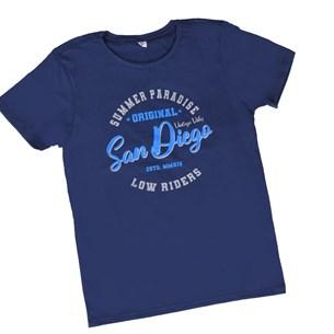 Camiseta Malha 100% Algodão P   Summer Paradise - Due
