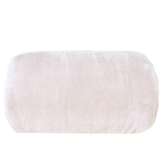 Cobertor Manta Alpes Queen Extra Macia Creme - Tessi
