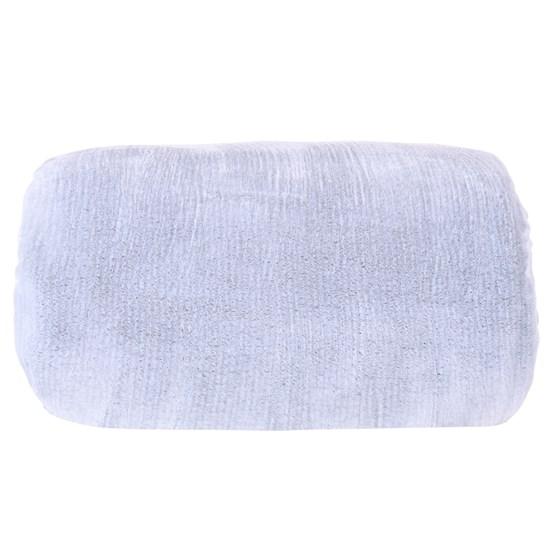 Cobertor Manta Alpes Solteiro Extra Macia Cinza - Tessi