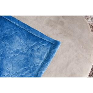 Cobertor Sherpa King Pele De Carneiro E Toque Flannel Veleiro - Tessi