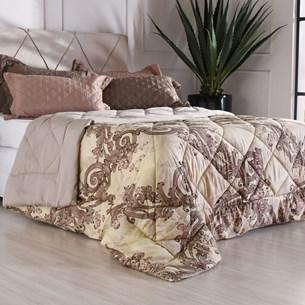 Edredom King Toque Super Macio 180G/M² Essential Decorative - Tessi