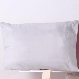 Fronha Avulsa 50Cm X 70Cm Extra Macia Cotton Touch Taupe - Bene Casa