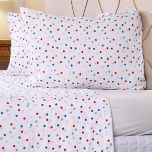 Jogo De Cama King Toque Macio + Sacolinha De Brinde Cotton Touch Style - Bene Casa