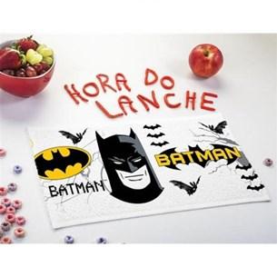 Kit 12 Toalhas De Lancheira Batman Sortido - Licenciada