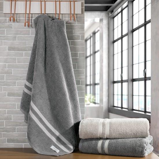 Kit 4 Toalhas De Banho Oásis 100 % Algodão Fio Retorcido Urban - Tessi