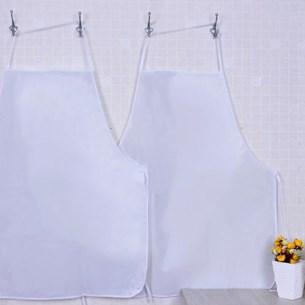 Kit 6 Avental De Cozinha Estampado Branco - Panosul