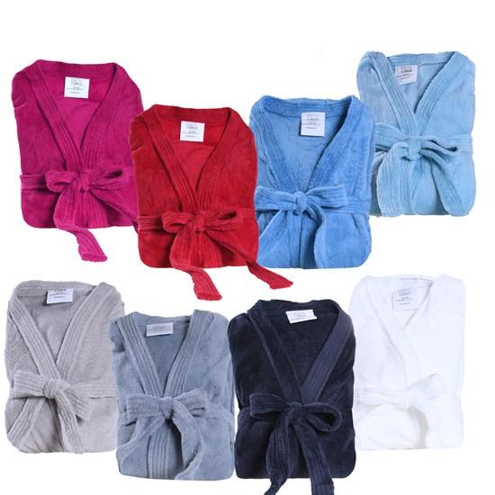 Kit 8 Roupões Ultra Macio Special Gg Kimono Sortido - Bene Casa