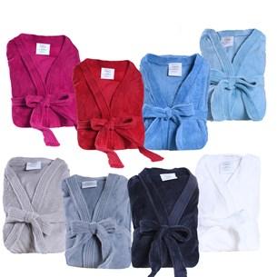 Kit 8 Roupões Ultra Macio Special P Kimono Sortido - Bene Casa