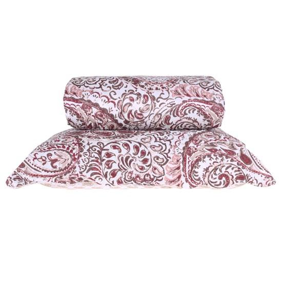Kit Cobre Leito King Com Porta Travesseiro Agra - Bene Casa