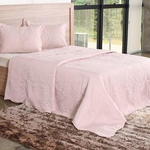 Kit Cobre Leito Queen Com Porta Travesseiro Harmony - Bene Casa