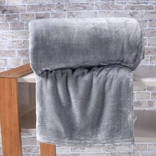 Manta Cobertor Casal Alpes Extra Quentinho Granizo - Tessi