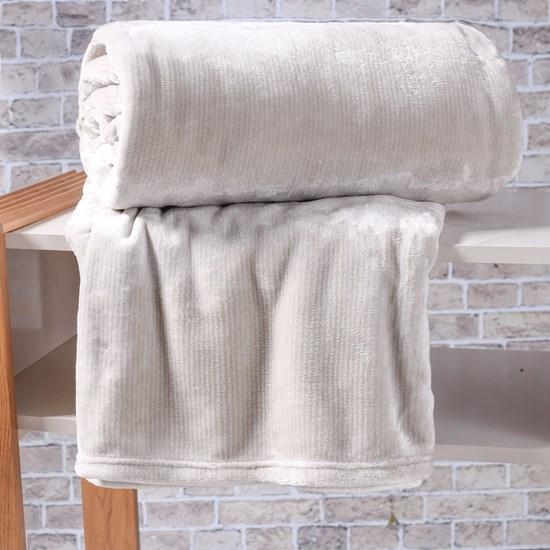 Manta Cobertor Casal Alpes Extra Quentinho Porcelana - Tessi