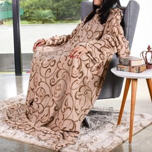 Manta Cobertor De Tv 1,35M X 1,70M 1,35M X 1,70M Olivia - Bene Casa