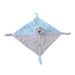 Naninha Premiun 27Cm X 37Cm Baby Soft Azul - Bene Casa