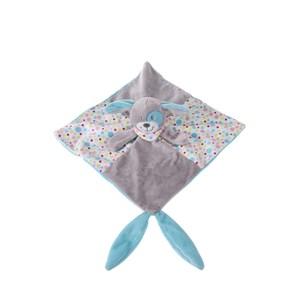 Naninha Premiun 27Cm X 37Cm Baby Soft Azul Infinity - Bene Casa