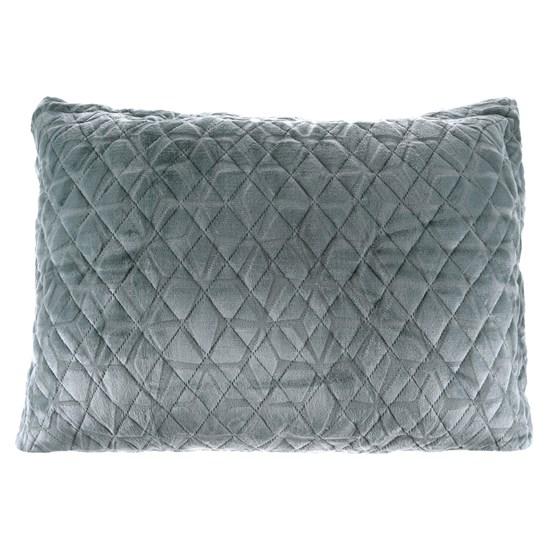 Porta Travesseiro De Plush 50Cm  X 70Cm Toque Extra Macio Bosque - Bene Casa