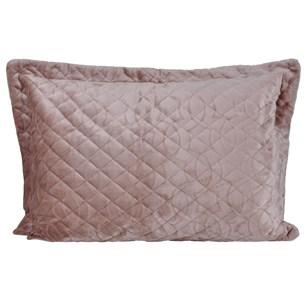 Porta Travesseiro De Plush 50Cm  X 70Cm Toque Extra Macio Noblesse - Bene Casa