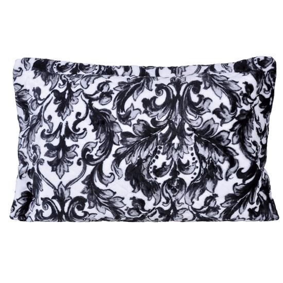 Porta Travesseiro De Plush 50Cm  X 70Cm Toque Extra Macio Taj - Bene Casa