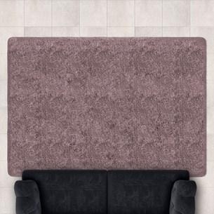 Tapete Confort Shaggy 1,40M X 2,00M Para Salas E Quartos Fendi - Bene Casa