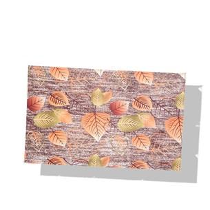 Tapete De Porta 40Cm X 60Cm Emborrachado Digital Print Floral - Bene Casa