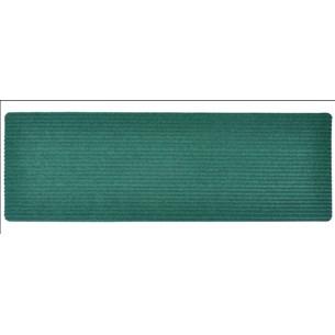 Tapete Passadeira 40Cm X 1,20M Antiderrapante Liso Verde - Panosul