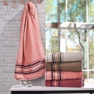 Toalha Banho Unique Toque Macio  Rosa Claro - Bene Casa