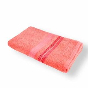Toalha De Banho Avulsa Algodão 250G/M² Victoria Coral Matte - Panosul