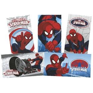 Toalha De Banho Infantil 60Cm X 1,20M Spider Man Sortido - Licenciada