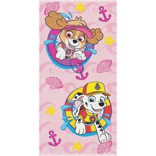 Toalha De Banho Infantil Patrulha Canina Patrulha Canina Sortido - Licenciada