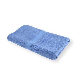 Toalha De Rosto Avulsa Algodão 250G/M² Victoria Azul Matte - Panosul