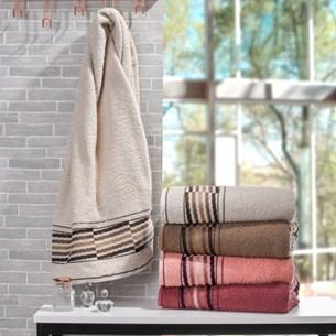 Toalha Rosto Unique Toque Macio  Marfim - Bene Casa