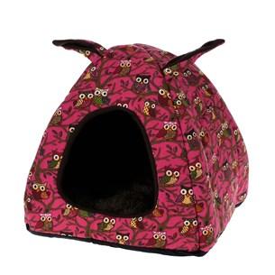 Toca Pet Para Cachorro E Gato 40Cm X 40Cm   Rosa - Meu Pet